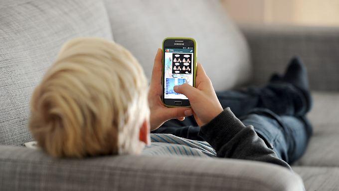 Ein Drittel der Befragten kann sich ein Leben ohne Smartphone nicht vorstellen.