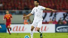 Der Sport-Tag: Iran-Profis nach Spiel gegen Israel hart bestraft