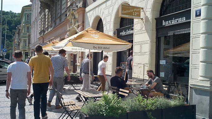 Nach der Flutkatastrophe von 2002 hat sich der Prager Bezirk Karlin in ein Trendviertel verwandelt.