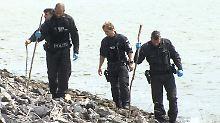 Siebter grausiger Fund: Hamburger Polizei findet weitere Leichenteile