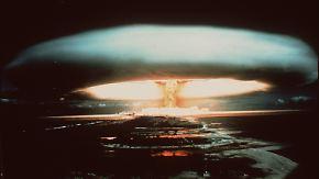 Weltweite Spirale des Schreckens: Trump befeuert nukleare Aufrüstung