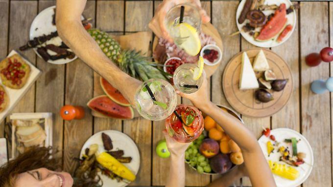 Der Umgang mit Alkohol ist eine Kunst, die man technisch und mental beherrschen muss.