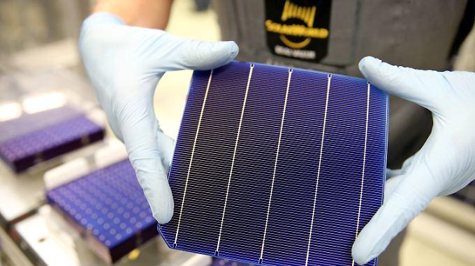 In Mitteldeutscheland geht es bei Solarworld weiter.