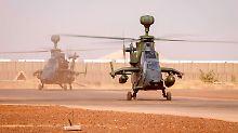 Tödlicher Absturz in Mali: Airbus warnt vor Militär-Hubschrauber