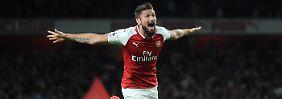 Sieben Tore zum Auftakt: Arsenal feiert späten Sieg gegen Leicester