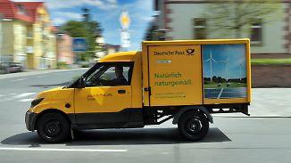 Erfolgsgeschichte dank Dieselkrise: E-Scooter der Post wird zum Verkaufsschlager