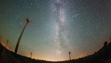 120 Sternschnuppen pro Stunde: Chancen auf Geminiden-Sichtung stehen gut