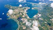 Ein Leben in atomarer Gefahr: Bürger Guams schnorcheln gegen die Angst