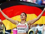 """""""Ich war wie im Flow"""": Pamela Dutkiewicz sprintet zu WM-Bronze"""