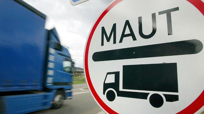 Daimler hält derzeit 45 Prozent Anteile an Toll Collect.