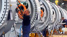 Der Börsen-Tag: Deutsche Maschinenbauer drehen auf
