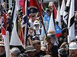 Der Tag: Attentäter von Charlottesville verehrte Hitler