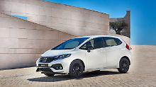 Ein wenig Sportwagenflair: Honda verpasst dem Jazz mehr Musik