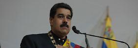"""Yankee, go home"": Maduro ordnet Großmanöver an"
