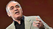 Der Sport-Tag: Schach-Ikone Kasparow schlägt sich achtbar
