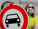 """""""Mickey-Mouse-Softwarelösung"""": Umwelthilfe erwartet kaum Luftverbesserung"""