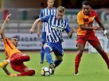 Der Sport-Tag: Hertha-Manager geht von Weiser-Wechsel aus