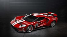 '67 Heritage Edition ganz in Rot: Ford bringt exklusives GT-Sondermodell