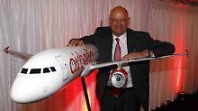 Wollte hoch hinaus: Joachim Hunold war der am längsten amtierende Air-Berlin-Chef.