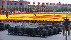 Seit 1964 gehört auch China zu den Atommächten. Die Volksrepublik soll über 270 Sprengköpfe verfügen.