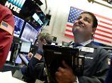 Kaum noch Furcht vor Nordkorea: Dow schließt knapp unter 22.000