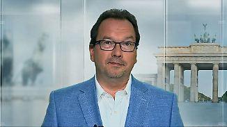 """Henning Riecke im n-tv-Interview: """"Rechte Gruppen fühlen sich von Trump bestätigt"""""""