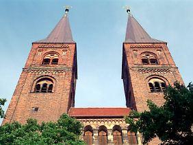 Die Türme der Marienkirche sind Stendals Wahrzeichen.