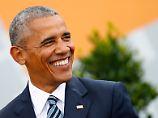 Ariana Grandes Rekord gebrochen: Obamas Tweet bekommt drei Millionen Likes