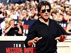 Tom Cruise bei Stunt verletzt: Studio unterbricht