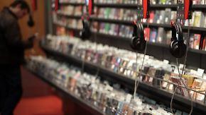 Schallplatte der Zukunft: CD feiert 35 Jahre musikalische Revolution