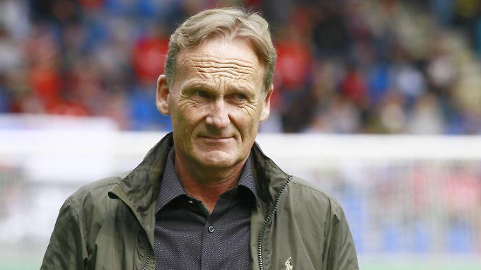 Hans-Joachim Watzke ist von den Neuerungen in der Bundesliga nicht begeistert.
