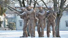 KSK unter Nazi-Verdacht: Bundeswehr ermittelt gegen Spezialkräfte