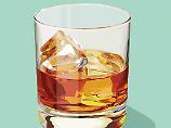 Verdünnen für echte Kenner: Wasser macht aus Whisky mehr