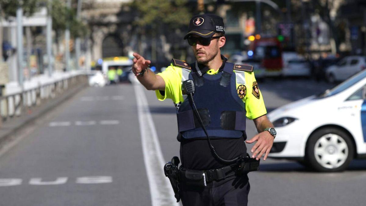 Polizei meldet Festnahme eines Verdächtigen