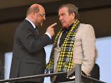 Die Einigkeit, wie hier beim DFB-Pokalfinale im Mai in Berlin, ist dahin.