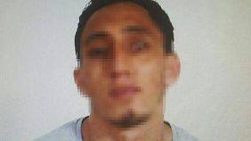 Driss Oukabir wurde per Foto gesucht.