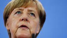 Wahlkampf geht weiter: Merkel: Terrorismus kann uns nicht besiegen