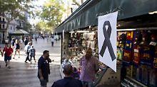 """""""Te quiero Barcelona"""": Sportstars reagieren bestürzt auf Anschläge"""