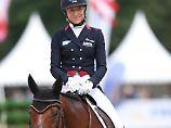 Der Sport-Tag: Olympiasiegerin Klimke überzeugt bei der EM