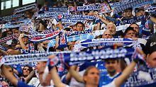 Zeichen trotz Pokal-Randale: DFB-Präsident begnadigt Hansa Rostock