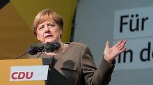 Wahlempfehlung aus Ankara: Merkel verbittet sich Erdogans Einmischung