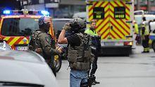 Täter auf der Flucht: Tödliche Messerstecherei in Wuppertal