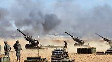 Nahe der Grenze zu Syrien: Libanon startet Offensive gegen IS