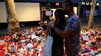 Hauptverdächtiger weiter flüchtig: Terrorzelle plante Sprengstoffanschlag in Barcelona