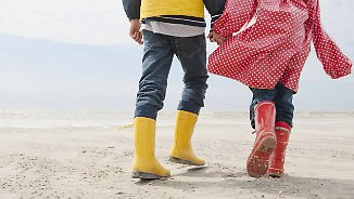 """Frische 17 bis 23 Grad: Tief """"Kolle"""" bringt Sturm und Gewitter"""