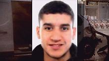 Anschläge in Barcelona und Cambrils: Polizei sucht Lieferwagenfahrer und Imam