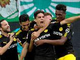 Die H-Teams jubeln kollektiv: BVB feiert Traumstart, HSV schlägt den Fluch