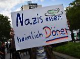 Heß-Gedenken in Berlin-Spandau: Gegendemo blockiert Neonazi-Aufmarsch