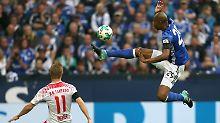 Königsblaue Euphorie: Schalke lässt RB Leipzig keine Chance