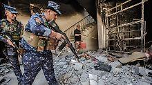 Kämpfer sollen sich ergeben: Irak rückt auf IS-Hochburg Tal Afar vor